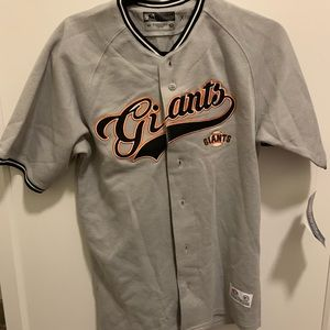 San Francisco giants jersey small/ med size! MLB